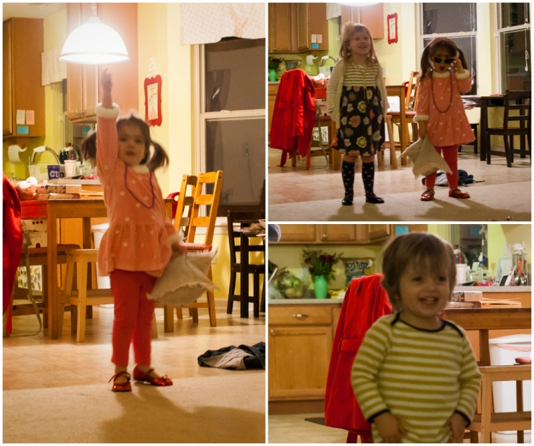 #20- Birthday recitations from my nieces and nephew (poor quality photos due to videoing at the same time- sorry!)