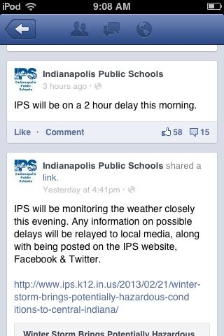 #22- An unheard of 2-hour delay: A day after my birthday present from IPS!