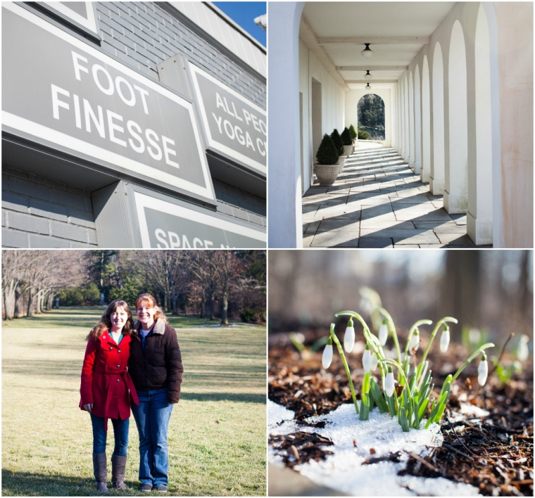 #27- Sunny Saturday fun: foot massages, the IMA, and signs of spring