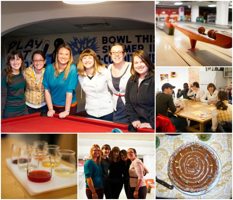#28- February birthday celebration fun with my community group