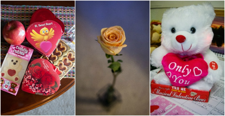 #5- Valentine's Day treats from my students