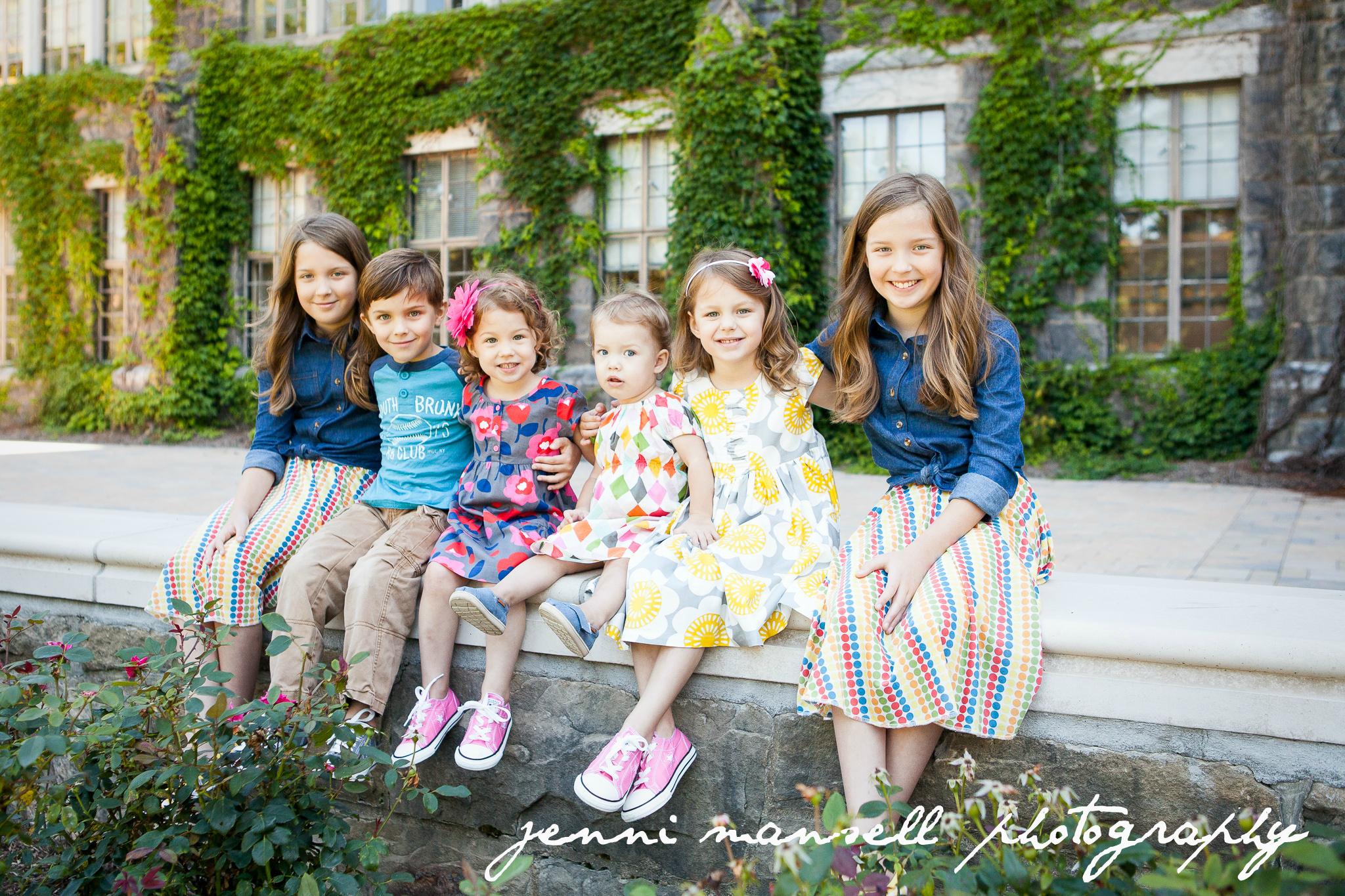 six children | jenni m...