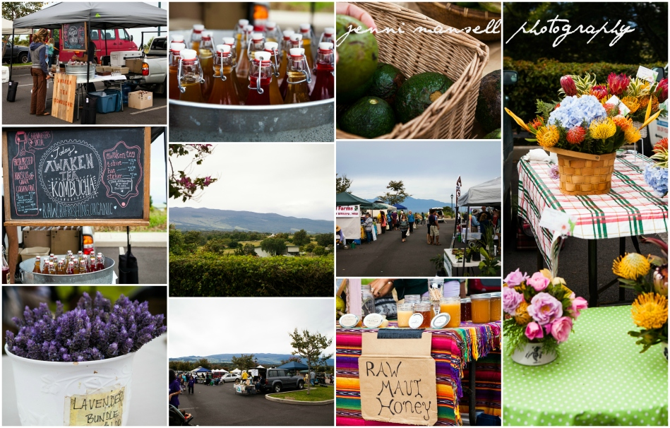 Visiting the Upcountry Farmers Market in Pukalani. http://www.upcountryfarmersmarket.com/index.html