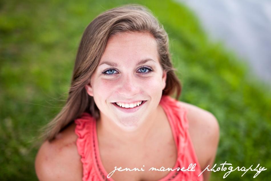 I can't believe my cousin's daughter is a senior!  It was an honor to take her senior photos.