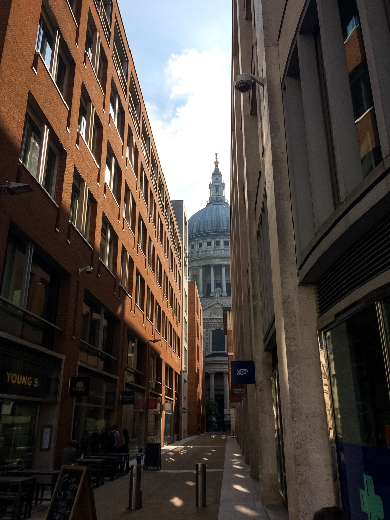 Time to visit St. Paul's Cathedral!